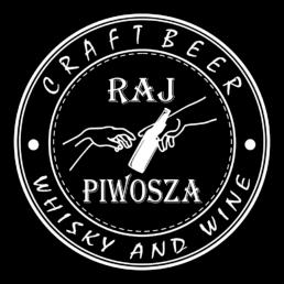 logo lokalu craft beer raj piwosza