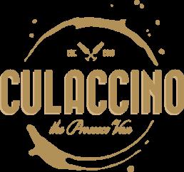 złote logo culaccino