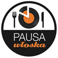 logo lokalu pausa włoska