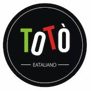 logo lokalu toto eataliano
