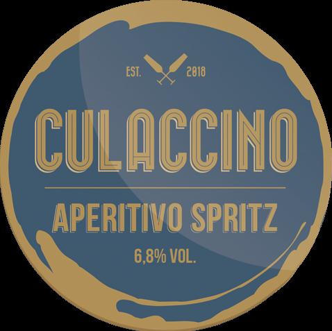 Ozdobny Medalion Culaccino Aperitivo Spritz